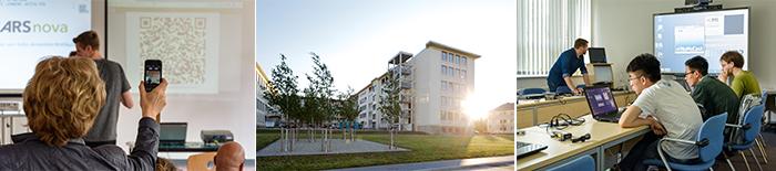 Banner Hochschule Merseburg